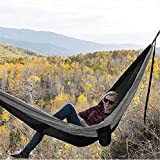 Hammock Camping Double with Tree Straps , Indoor
