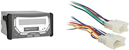 METRA 95-8202 TOYOTA SEQUOIA DOUBLE DIN RADIO KIT WIRES