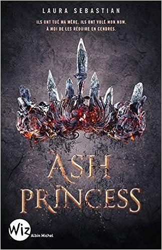 Ash Princess - Tome 1 de Laura Sebastian 51T4EjUkZNL._SX321_BO1,204,203,200_