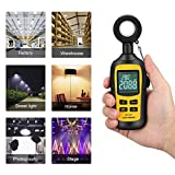 Light Meter Digital Illuminance Meter Handheld