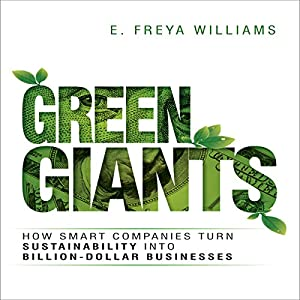 Green Giants | Livre audio