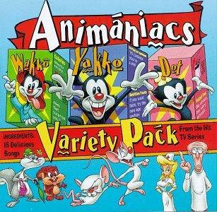 Variety Pack: Animaniacs: Amazon.es: Música