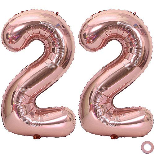 Top giant balloon numbers 22