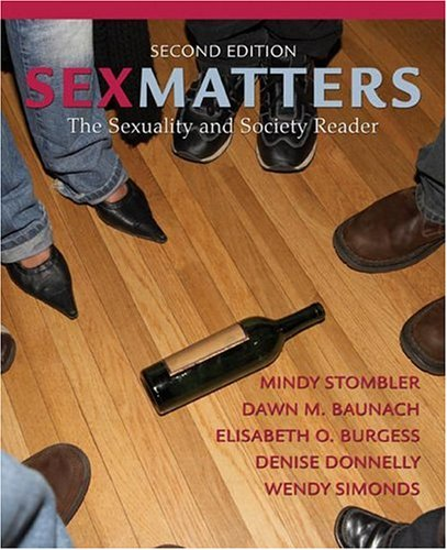Sex Matters: The Sexuality and Society Reader (2nd Edition)