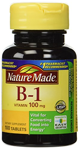 Most Popular Vitamin B1 Thiamine