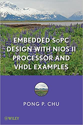 Embedded SoPC Design with Nios II Processor and VHDL