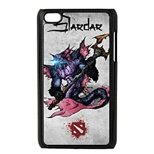 iPod Touch 4 Case Black Defense Of The Ancients Dota 2 SLARDAR Jjysy