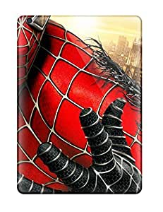 lintao diy New Cute Funny Pictures Of Spiderman Case Cover/ Ipad Air Case Cover by icecream design