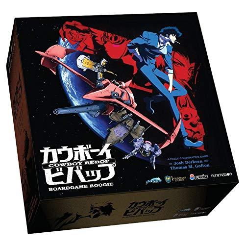 - Jasco Games Cowboy Bebop Boardgame Boogie
