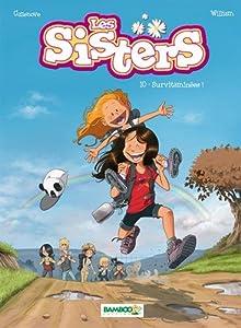 """Afficher """"Les Sisters n° 10 Survitaminées !"""""""
