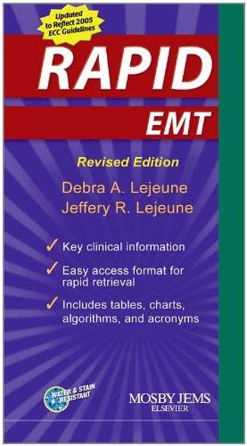 RAPID EMT - Revised Reprint