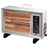 Comfort Zone Electric Radiant Heater
