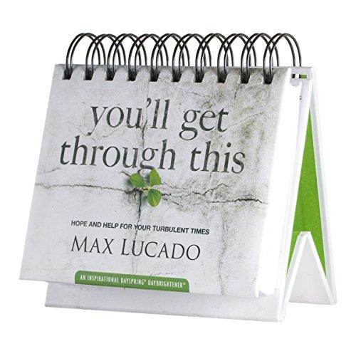 Flip Calendar - Max Lucado - You'll Get Through ()