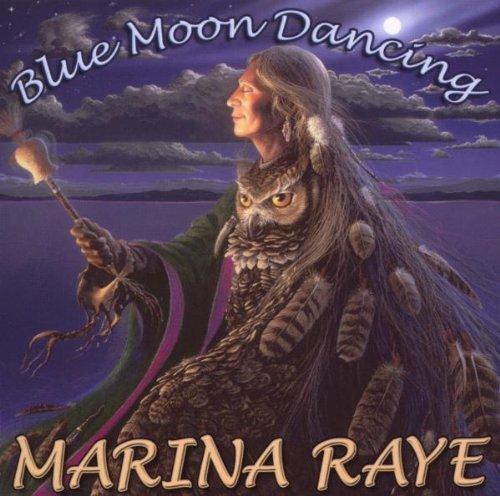 Blue Moon Dancing by Marina Raye