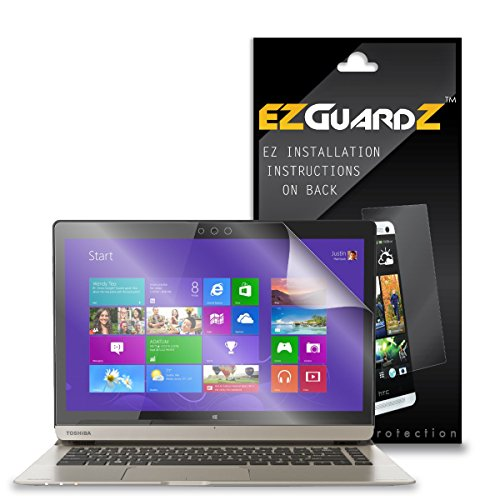 (3-Pack) EZGuardZ Screen Protector for Toshiba Satellite Click 2 Pro 13.3