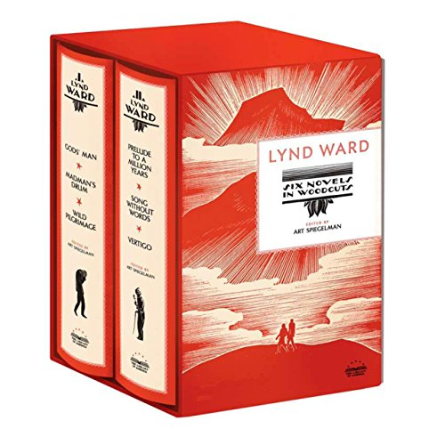 (Lynd Ward: Six Novels in Woodcuts)