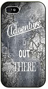Adventure is out there, world map iPhone 5C case 11-A