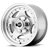 """American Racing AR23 Machined Wheel with Clear Coat (15x8""""/5x5.5"""")"""