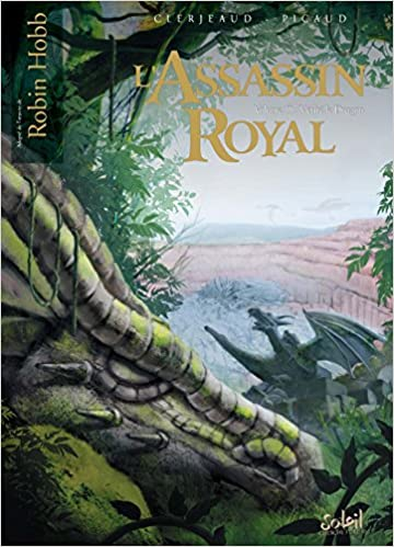 Amazon Fr Assassin Royal T10 Verite Le Dragon Jean Luc