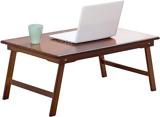 Escritorio de mesa portátil para cama y sofá, Lapdesk multifunción ...