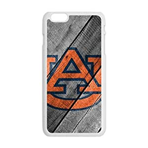 Cool Painting Auburn Decal Cell Phone Case for Iphone 6 Plus