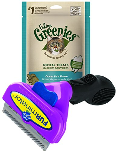 FURminator deShedding GREENIES Dental Treats product image