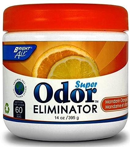 Amazoncom Bright Air Odor Eliminator Mandarin Orange And Fresh