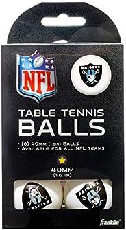 Franklin Sports NFL Team Licensed Table Tennis Balls