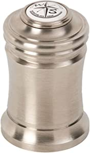 Waterstone 4030-PN Traditional Air Gap Dual Port, Polished Nickel
