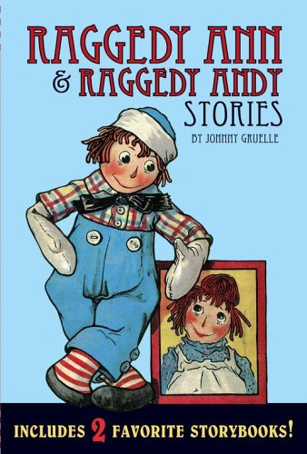 Raggedy Ann And Andy Book Series