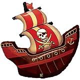 Pirate Ship 40″ Mylar Balloon, Health Care Stuffs