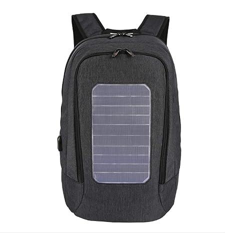 Selling Ordenador portátil de Nuevo, la Mochila Solar de los Hombres de 15,6