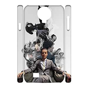 J-LV-F Cell phone Cases Sherlock Hard 3D Case For Samsung Galaxy S4 i9500