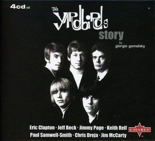 The Yardbirds - Yardbirds Story ( 4 Cd Clambox ) - Zortam Music
