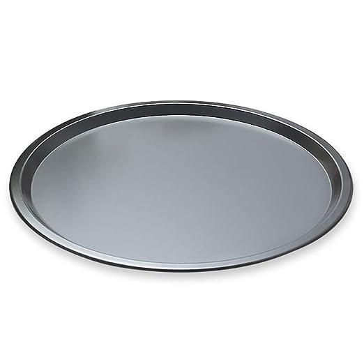 SKYyao Bandejas para hornos,Placa de pizza antiadherente de acero ...