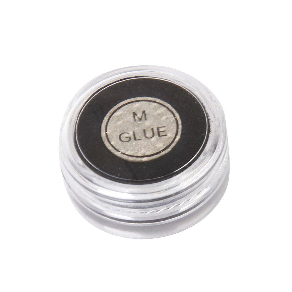 14mm Snooker Billar Taco Tip Cuero Artificial Humedad Resistente Glue Índice M Genérico