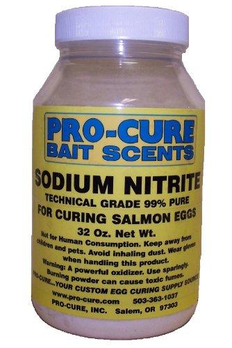 Pro-Cure Sodium Nitrite, 2 Pound Jar