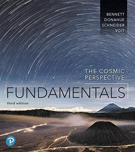 The Cosmic Perspective Fundamentals (3rd Edition)