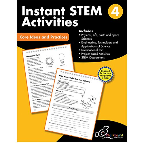 STEM Instant Act. Workbook Grade 4