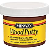 Minwax Wood Putty Jar 3.75 Oz Chestnut, Red, Red Mahogany, Red Oak, Sedona Red by Minwax