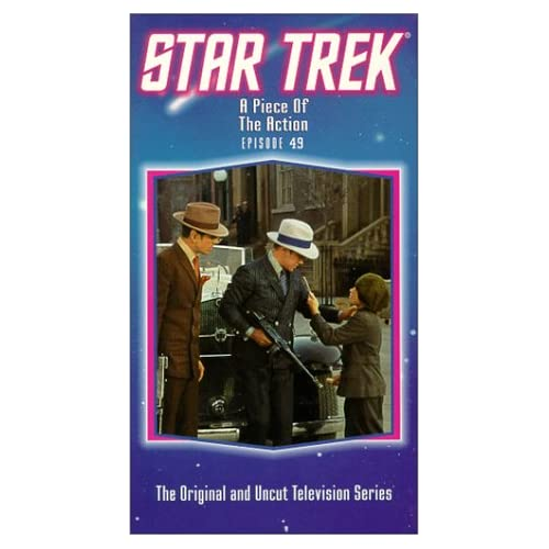 Star Trek - The Original Series, Episode 49: A Piece of the Action movie