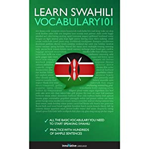 Learn Swahili - Word Power 1001 Hörbuch