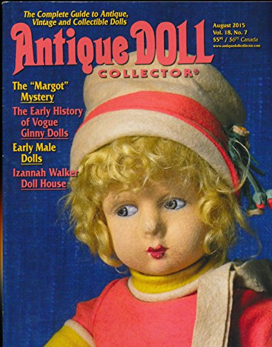 - Antique Doll Collector: Articles- What Connection was there between Lenci and Mario Franco's Margot; Early Histgory of the Vogue Ginny Dolls; A Collection of Izannah Walker;