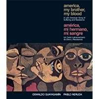 America, My Brother, My Blood / América, mi hermano, mi sangre: A Latin American Song of Suffering and Resistance (Ocean Sur)  (Spanish Edition)