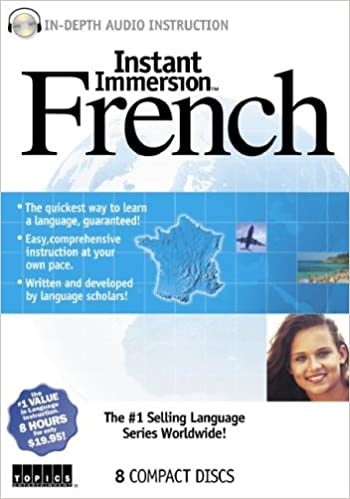 Instant Immersion French (audio CD) (English and French Edition