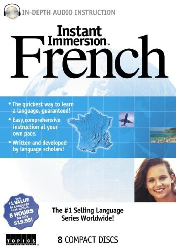 Instant Immersion French (audio CD) (English and French Edition) Buy Cd Canada