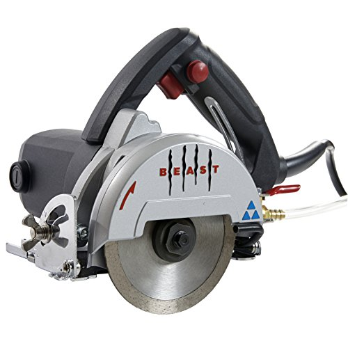 Masonry Saw Wet (Lackmond BEAST5 - BEAST Professional Wet or Dry Masonary/Tile/Stone Saw, 5