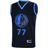 9a14e519db3 Outerstuff Youth 8-20 Luka Doncic Dallas Mavericks #77 Player Jersey for  Kids