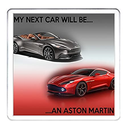 Aston Martin posavasos, mi próximo coche será un Aston ...