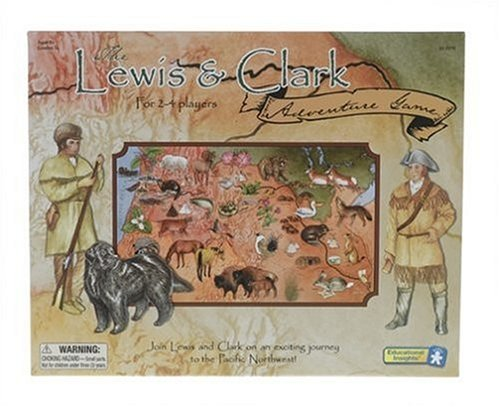 Educational Insights Lewis and Clark Adventure Game from Educational Insights